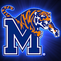 Memphis Tigers Live Clock icon