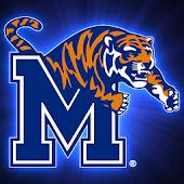 Memphis Tigers Live Clock