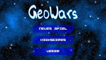 Screenshot of GeoWars Free