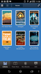 HarperCollins Reader- screenshot thumbnail