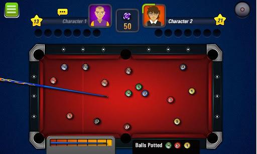 3D Billard Pool 8 Ball Pro  captures d'écran 1