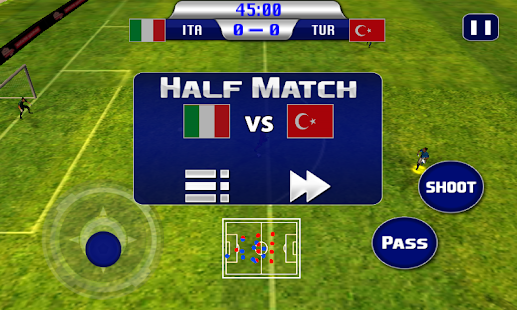 Play Footballl Worldcup 2014