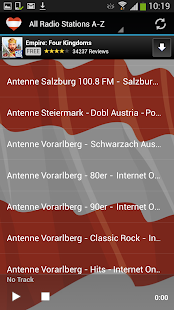 Austria Radio Music & News- screenshot thumbnail