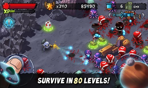 Monster Shooter: Lost Levels- screenshot thumbnail