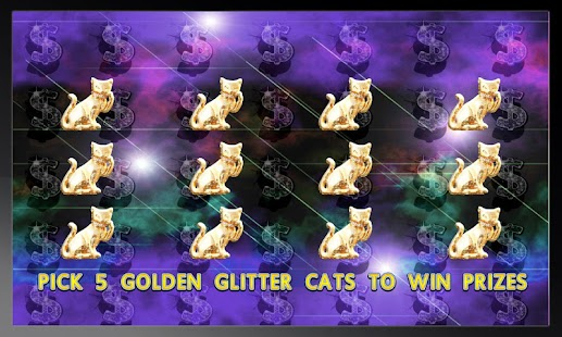 Glitter Kitty Slots FREE- screenshot thumbnail