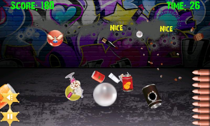 BottleShooting 2 - screenshot