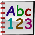 Abc123 Writer for kids icon
