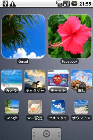 Okinawa Icon Pack 1.0 Windows u7528 2
