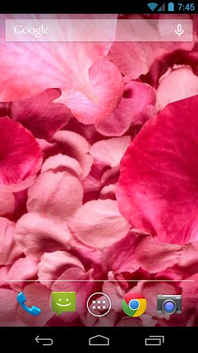 Petals 3d Live Wallpaper Apps On Google Play