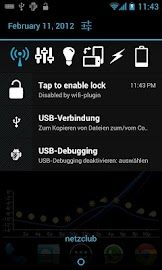Delayed Lock WiFi Plugin Screenshot 2
