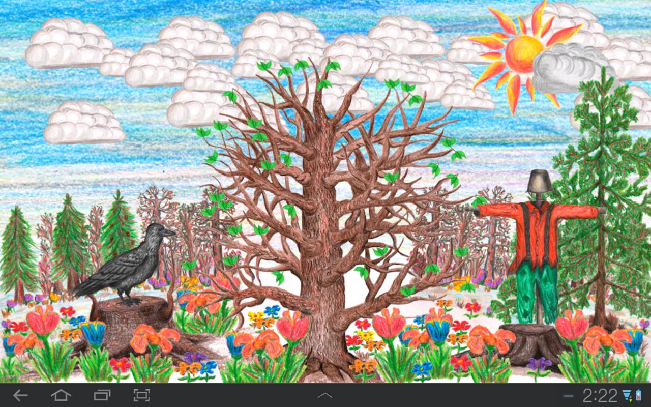seasons for children screenshot