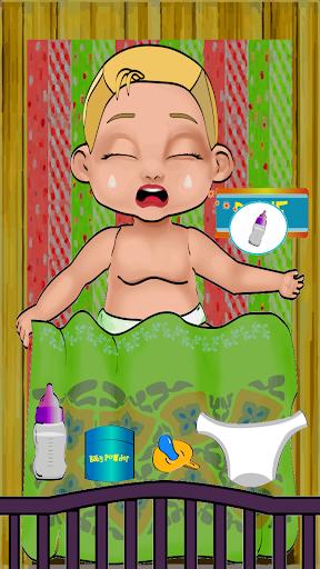 新生児のゲーム