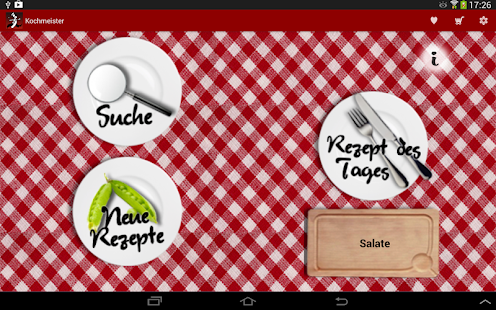 Kochmeister 60.000 Rezepte- screenshot thumbnail