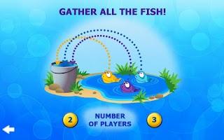 Screenshot of Colorful Fishing