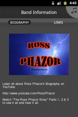 Ross Phazor - screenshot