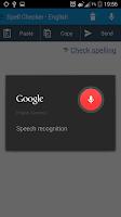 Screenshot of Spell Checker PRO