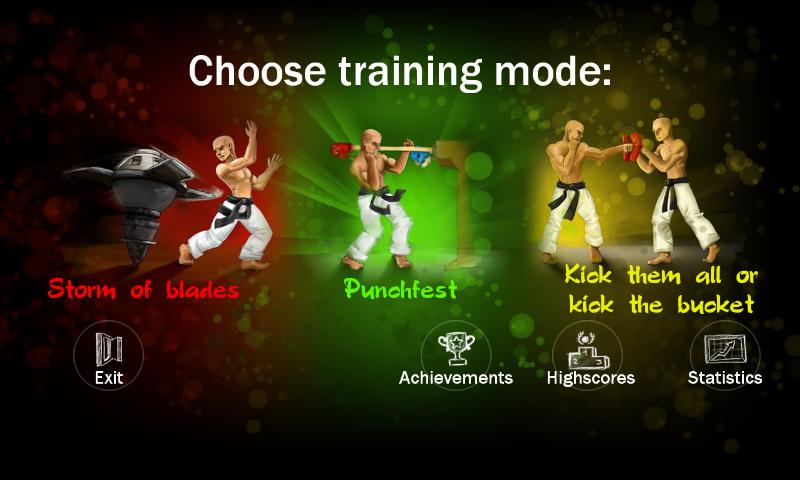 Fight Trainer- screenshot