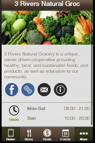 3 Rivers Natural Grocery