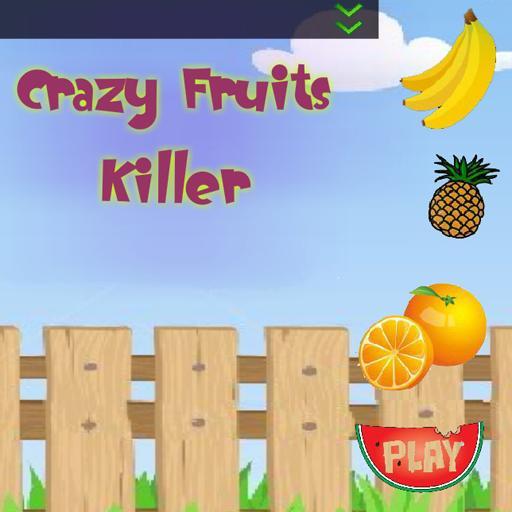 Crazy Fruits Killer LOGO-APP點子