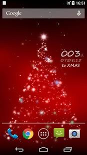 Weihnachten Live-Hintergrund Screenshot