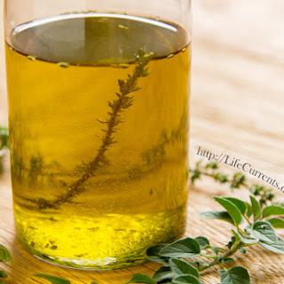 Roasted Herb Oil.