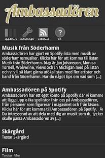 Ambassadören- screenshot thumbnail