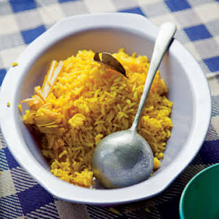 Nasi Lemak (Coconut Rice).