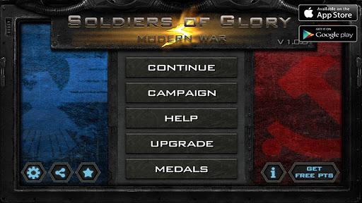 Soldiers of Glory: Modern War 1.7.4 screenshots 17