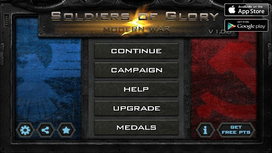 Soldiers of Glory: Modern War - screenshot thumbnail