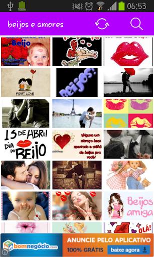 frases dia do beijo