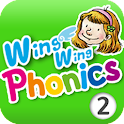 [어린이 파닉스] Wing Wing Phonics 2 icon