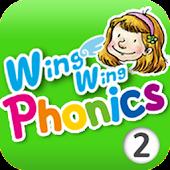 [어린이 파닉스] Wing Wing Phonics 2