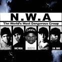 N.W.A. Live Wallpaper logo