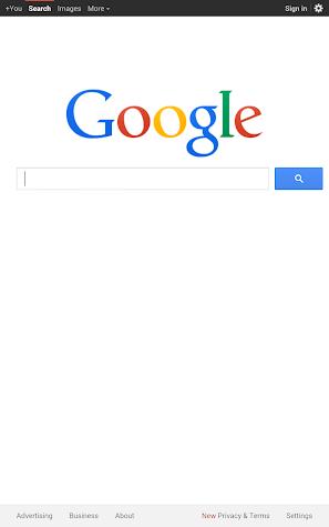 Free Private Browser Screenshot