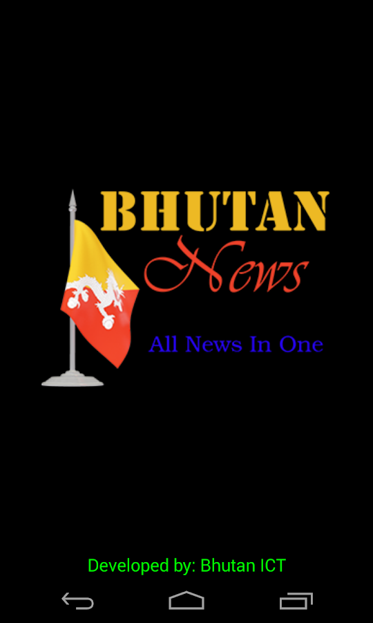 Bhutan News - screenshot