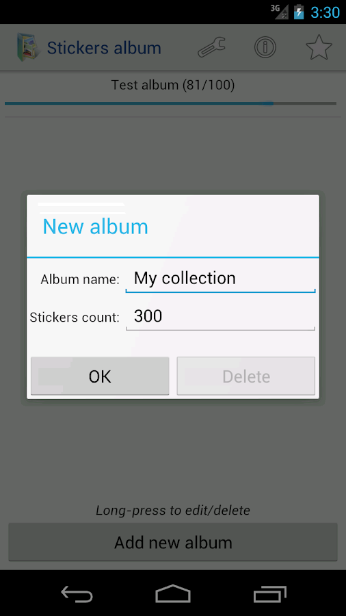 sticker collection android apps on google play. Black Bedroom Furniture Sets. Home Design Ideas