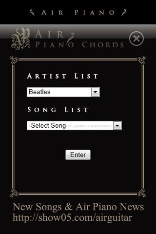 Everybody's Pianist! Piano app- screenshot