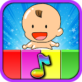 Kids Touch Music Piano Game