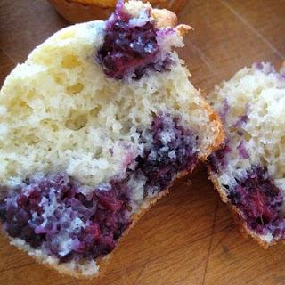 Cake Mix Muffins.