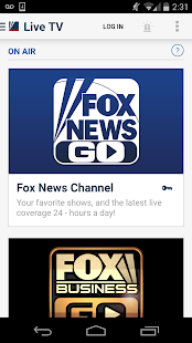 Fox News - screenshot thumbnail
