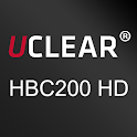 UCLEAR HBC200 HD instruction icon