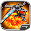 Space War Galaxy Game Pro mobile app icon