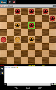 CHECKERS ONLINE (free) - screenshot thumbnail
