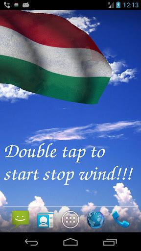 3D匈牙利國旗歌