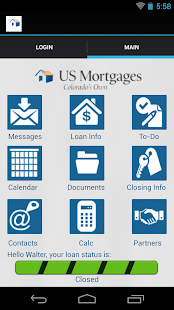 US Mortgages - náhled
