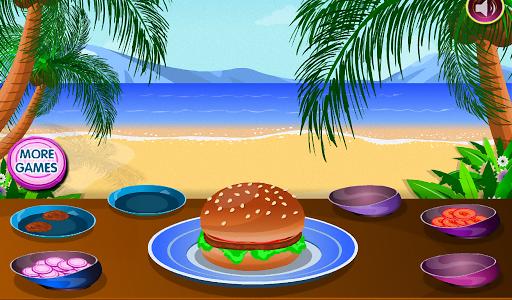 Cooking Tasty Hamburger 3.2.1 screenshots 9