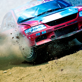 Car Dirt Drift Live Wallpaper