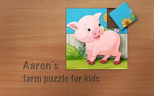 Aaron's Kids Farm Animals