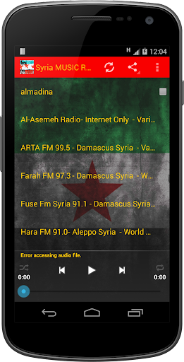 Syria MUSIC Radio