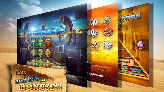 Slots - Pharaoh's Way- screenshot thumbnail